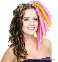 Adquira agora seu Magic Leverag e deixe seus cabelos encaracolados em minutos - http://www.donachique.com.br/magic-leverag