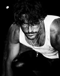 Dirty Wild Man: Joe Manganiello