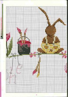 easter bunnies PART 2