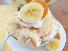 THE BEST BANANA PUDDING Easy Banana Pudding, Banana Pudding Cheesecake, Southern Banana Pudding, Banana Pudding Recipes, Pudding Cake, Bannana Pudding, Banana Dessert, Dessert Cups, Delicious Desserts