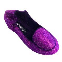 Missy Sugar | Purple http://footzyrolls.com/kids/missy-sugar-in-purple/ #footzyfolds