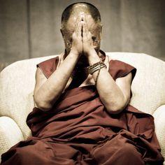 The Dalai Lama, Boston.  MICHAEL MANNING PHOTOGRAPHY | Portraiture