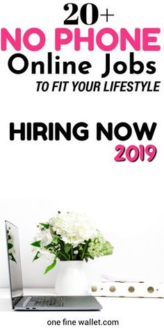 40 Non-Phone Work from Home Jobs {Hiring Now} - Online Courses - Ideas of Online Courses - These non phone work at home jobs at currently hiring for A list of flexible online jobs that are suitable for moms with no experience. Legit Work From Home, Legitimate Work From Home, Work From Home Moms, Work At Home Jobs, Work From Home Ideas, Earn Money From Home, Earn Money Online, How To Make Money, Online Earning