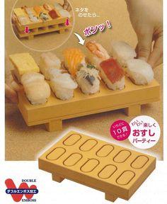 Japanese Sushi Maker TobidaseSushi CH-2011 Made in Japan hand rolled sushi maker | Home & Garden, Kitchen, Dining & Bar, Kitchen Tools & Gadgets | eBay!