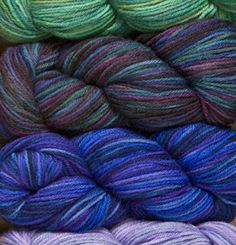 Wool of the Andes Tonal - all of my favorite shades!