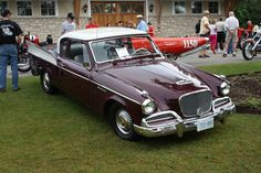 1958 Studebaker Hawk. Definitely on the list of cars I must own.