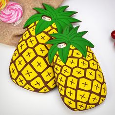 3D Pineapple iPhone Case · Ice Cream Cake · Online Store Powered by Storenvy
