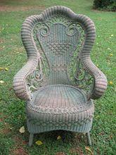 Antique Wicker Furniture