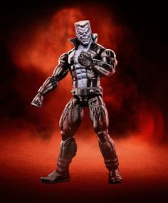Toy Fair 2017: Marvel Legends Reactions | The Fwoosh