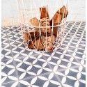 Marokkolainen laatta on käsintehty ja sopii kylpyhuoneisiin, keittiöihin, eteisiin ja kodinhoitohuoneisiin. - Aveo shop