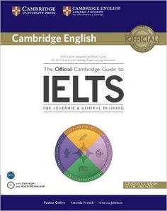 The Offical Cambridge Guide To IELTS (Ebook + CD)