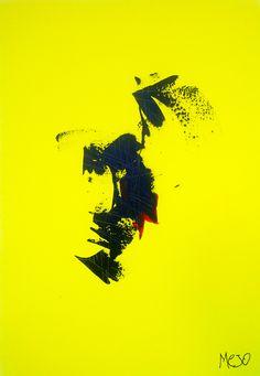 untitled/ acrylic / 70x100