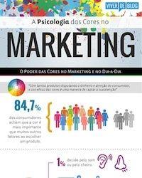 infografico-psicologia-das-cores Marketing Digital, Corporate Communication, Color Psychology, Digital Media, Log Projects