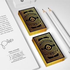 #BusinessCards that stand out... #Inkgility