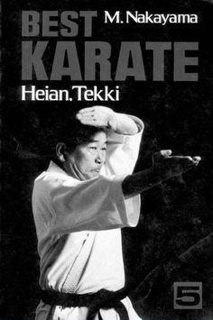 Best Karate Book 5 Heian Tekki
