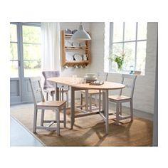 IKEA - GAMLEBY, Tuoli, Selkänojassa oleva reikä helpottaa tuolin siirtämistä.Massiivimäntyä, kestävää luonnonmateriaalia, joka ikääntyy kauniisti.