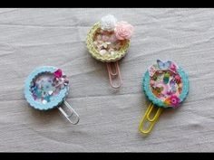 Discover recipes, home ideas, style inspiration and other ideas to try. Paperclip Crafts, Paperclip Bookmarks, Faire Un Album Photo, Paper Clip Art, Book Markers, Trombone, Candy Cards, Shaker Cards, Scrapbook Embellishments