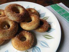 mini doughnuts covered in cinnamon sugar | H is for Home #recipe