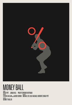 2012 Best Picture Minimal Poster Series