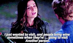 Alex And Meredith, Meredith Grey, Grey's Anatomy Tv Show, Greys Anatomy Cast, Best Grey's Anatomy Quotes, Caterina Scorsone, Beloved Film, Abc Tv Shows, Dark And Twisty