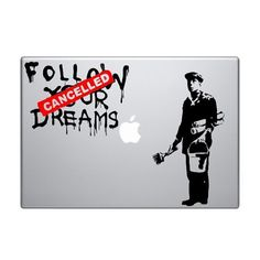 Cool Apple MacBook Decal Stickers