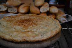 Cheese and Chutney Pie