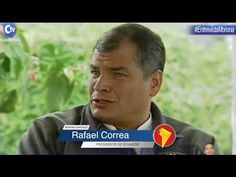 Presidente Correa advierte de nuevo 'Plan Cóndor' contra gobiernos progr...
