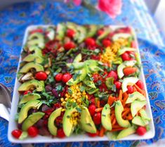Feeding a Crowd - Grilled Vegetable Salad