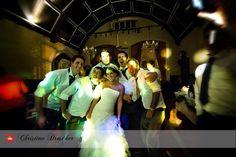 Emma & David's wedding at The Grim's Dyke. Photo Credit @ChristineDescher