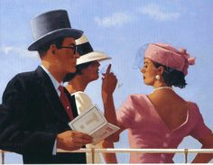 Jack Vettriano, OBE is a Scottish painter. His 1992 painting, The Singing Butler, became a best-selling image in Britain. For biographical notes -in english and italian- and other works by Vettriano see: Jack Vettriano, 1951 Jack Vettriano, Klimt, The Singing Butler, Michael Carter, Poster Prints, Art Prints, Love Story, Original Paintings, Modern Paintings