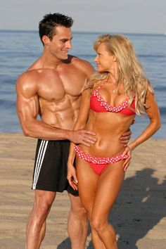 summer shape up for couples