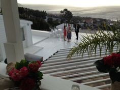 Sunset over the Atlantic. Private dinner at a Camp's Bay Villa   Exclusive Hire & Events   www.ehire.co.za