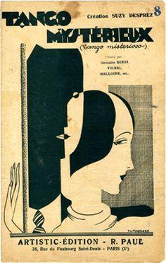 Tango Mystérieux, s.d. (ill.: T.L Madrazo); ref. 5243