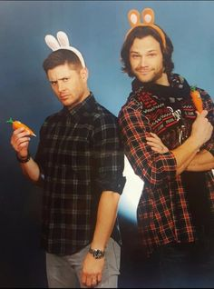 I think sometimes Jensen questions his life choices.