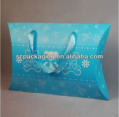 Kraft Paper Pillow Box/pillow Pack Boxes - Buy Pillow Box,Kraft ...