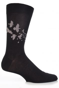 Urban Knit Mercerised Cotton Fly Away Socks  £17.00