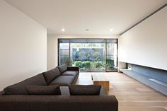 Modern living room by Urban Angles