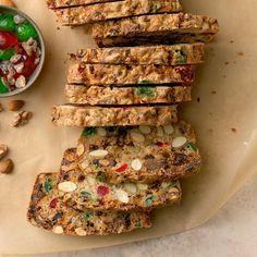 Bishop's Bread Christmas Bread, Christmas Cooking, Christmas Candy, Easy Bread Recipes, Cooking Recipes, Quick Bread, Loaf Recipes, Dessert Bread, Dessert Recipes