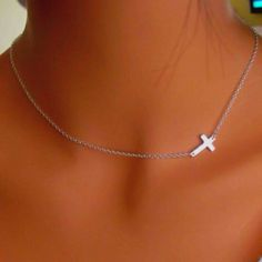 To add to my cross necklace collection..