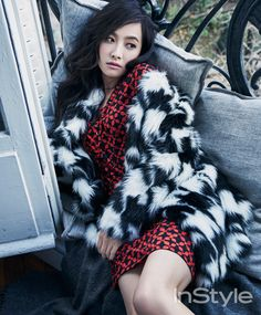 f(x) Victoria - InStyle Magazine February Issue '15