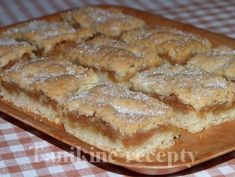 Apple Pie, Sweets, Cake, Apples, Desserts, Anna, Food, Lemon Tarts, Kuchen