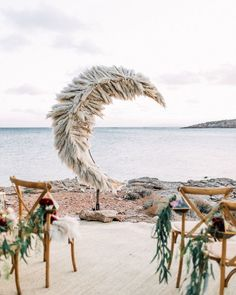 I Love You To The Moon & Back 🌙 Something A Little Different. We Love This Pampas Grass, Crescent Moon Wedding Arbor 🌾 Wedding Ceremony Flowers, Beach Ceremony, Ceremony Backdrop, Wedding Arches, Beach Backdrop, Backdrop Ideas, Wedding Backdrop Design, Wedding Backdrops, Unique Wedding Shoes