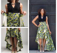 Ankara Inspirations  Designer  @nomosecouture Available for Purchase ---> http://ift.tt/1N5zYqg Go Check them out and follow them  #Ankarastyles #style #stylish #fashion #ankarafashion #instafashion #ad