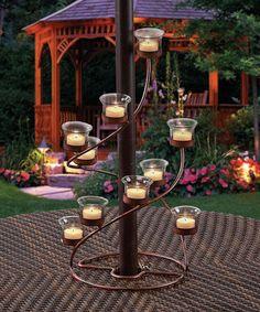 For summer evenings outside