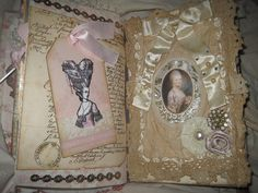 Altered book, Marie Antoinette