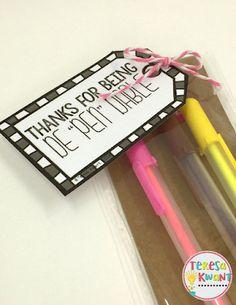 Simple Teacher Appreciation Gifts - Teresa Kwant