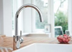 14 Wonderful Grohe Kitchen Faucet Installation Picture Ideas