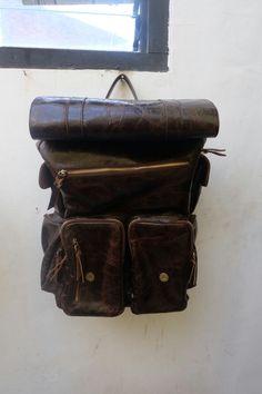Brovn backpack