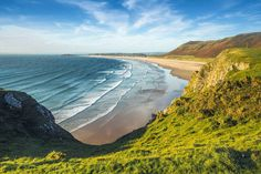 Beach Images, Beach Photos, Wales Beach, Best Of Italy, Scenic Photography, Photography Tips, Better Photography, Photography Courses, Digital Photography