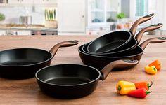 Sartenes Mega: Aluminio forjado para tu cocina